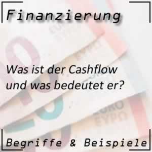 Finanzierung Cashflow