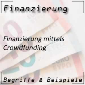Finanzierung Crowdfunding