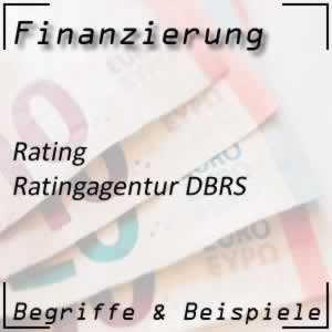 Rating DBRS Kanada