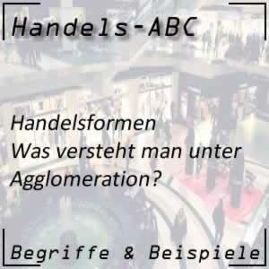 Handel Agglomeration