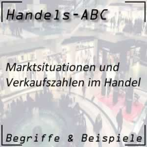 Marktsituation im Handel