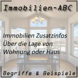 Immobilien Lage