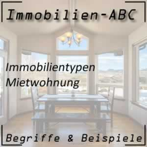 Immobilien Mietwohnung