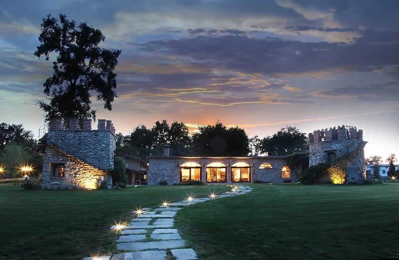 Sonderimmobilien wie Schloss, Burg oder Villa