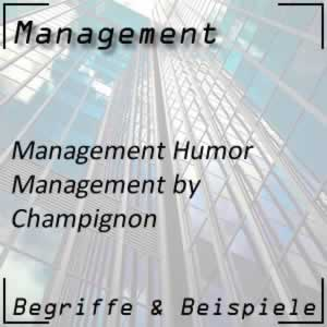 Management by Champignon