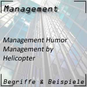 Management by Helicopter