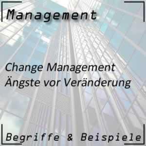 Change Management Ängste