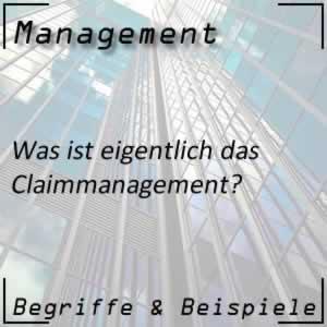 Management Claimmanagement