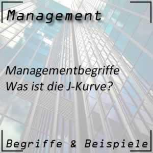 Management J-Kurve