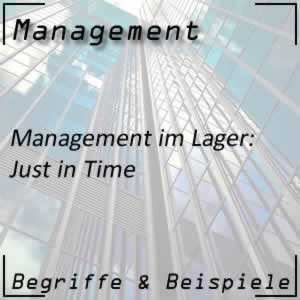 Management Just in Time