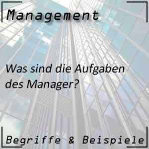 Management Manager