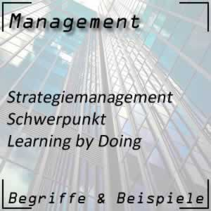 Strategiemanagement Learning by Doing
