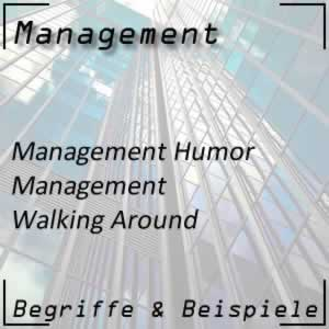 Management by Walking Around