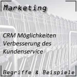 CRM Kundenservice