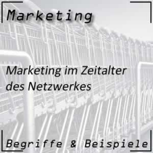 Marketing Netzwerk