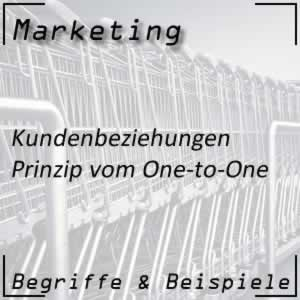 Marketing One-to-One