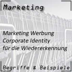 Marketing Werbung Corporate Identity