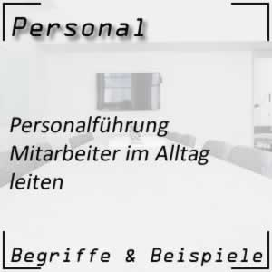 Personal Personalführung