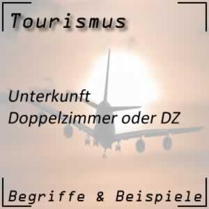 Tourismus Doppelzimmer DZ
