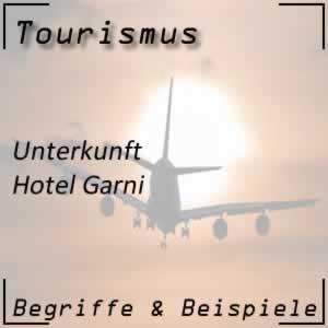 Tourismus Hotel Garni