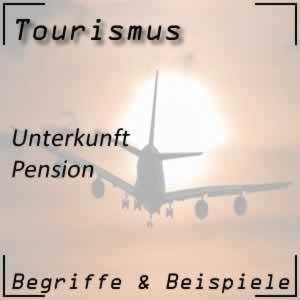Tourismus Pension Privatpension