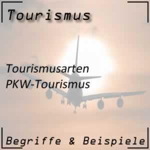 PKW-Tourismus oder Urlaub per PKW