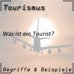 Tourismus Tourist
