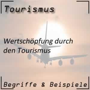 Tourismus Wertschöpfung