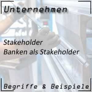 Stakeholder Banken