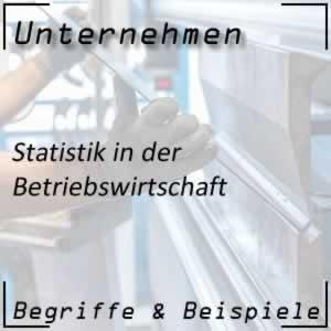 Unternehmen Statistik