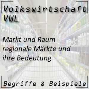 VWL Markt <-> Raum