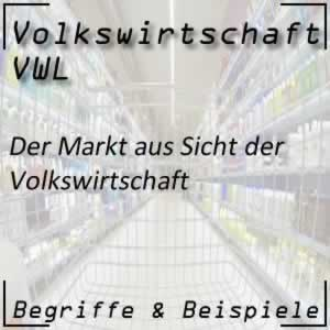 VWL Markt