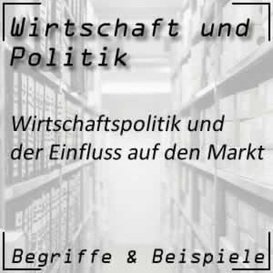 Markt und Politik